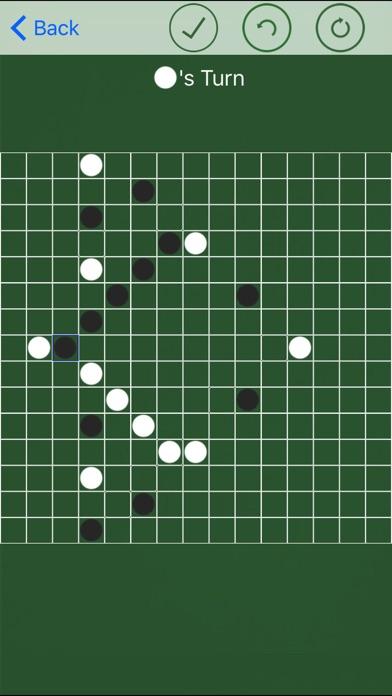 Gomoku Tic Tac Toe Game! screenshot 4