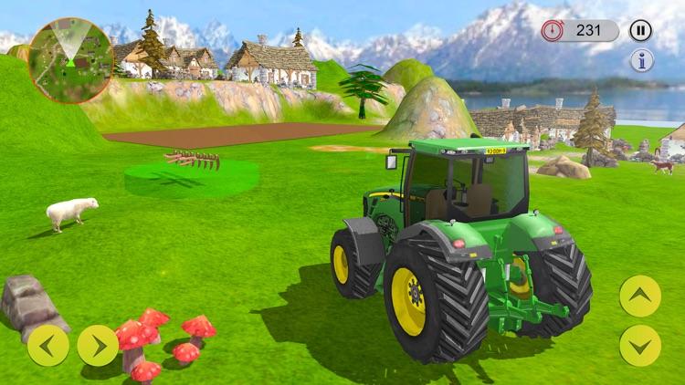 Virtual Village Farming Life screenshot-3