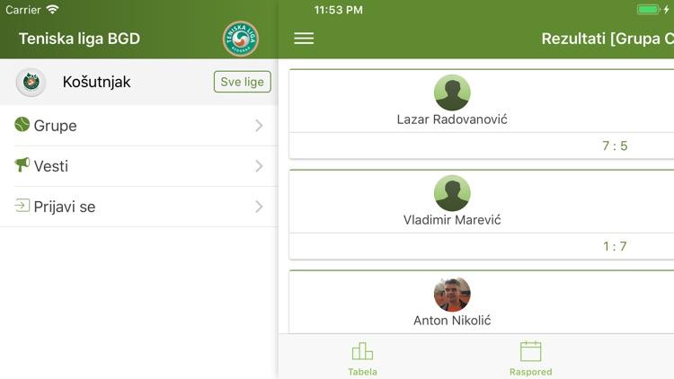 Teniske lige Srbije screenshot-4