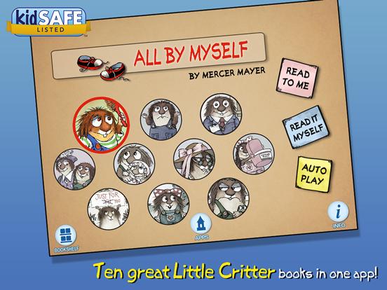 Little Critter Collection #1のおすすめ画像1