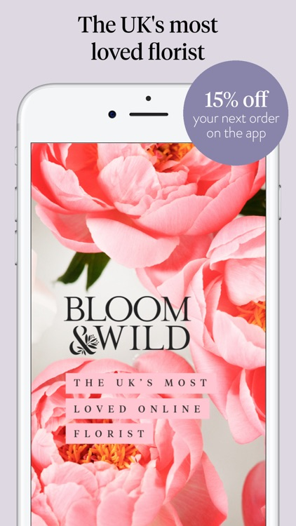Flowers & Gifts - Bloom & Wild screenshot-0