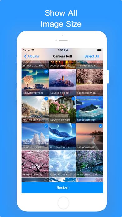 Image Size - Resize Image Screenshots