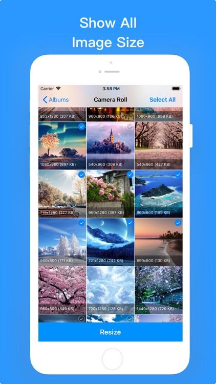Image Size - Resize Image screenshot-4