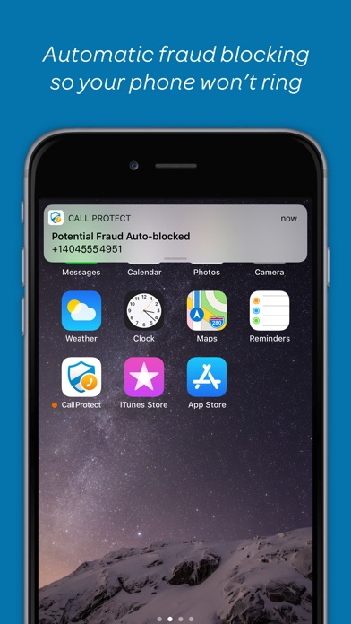 AT&T Call Protect app image