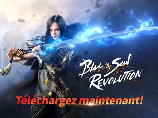 Blade&Soul: Revolution