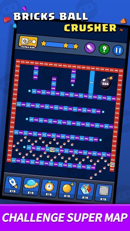 Bricks Ball Crusher screenshot-0