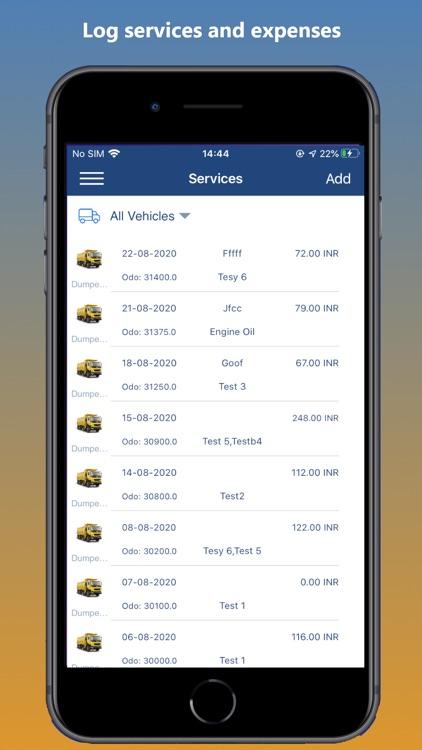 Simply Fleet: Fleet Management screenshot-4