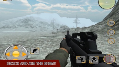 Last Battleground:Winter Shoot screenshot three