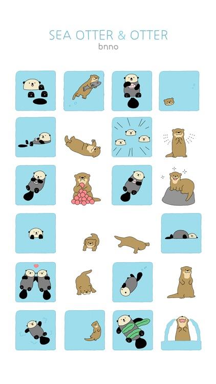 Sea Otter & Otter