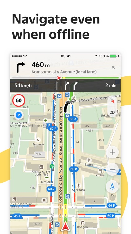 Yandex.Maps screenshot-4