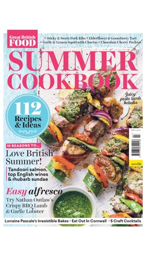 Great british food magazine on the app store screenshots forumfinder Images