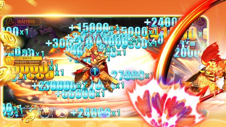 Dragon King Fishing Online screenshot-9