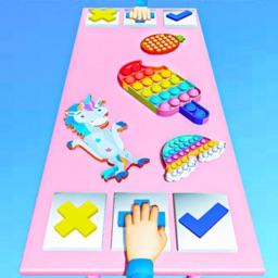Fidget Toys 3D Trading Master
