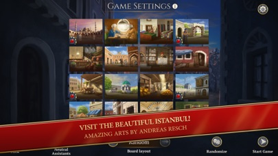 Istanbul: Digital Edition Screenshots