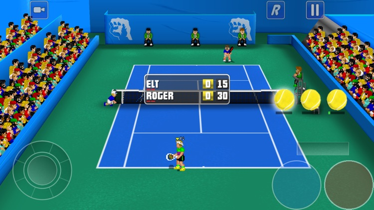 Tennis Champs Returns screenshot-3