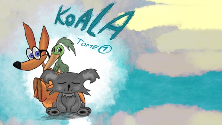 Koala: interactive book
