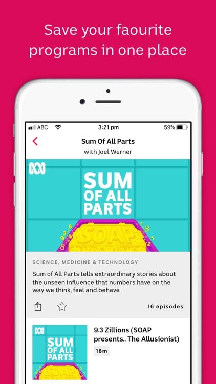 ABC listen screenshot-4
