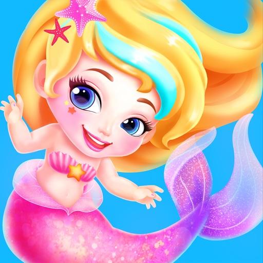 Princess Games: Baby Mermaid iOS App