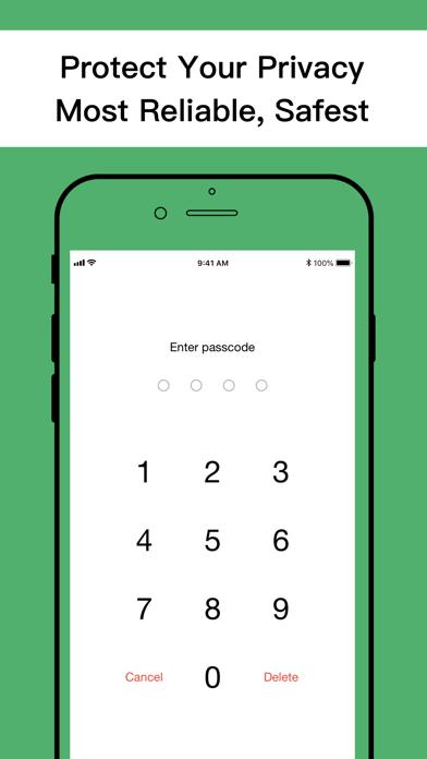 Second Phone Number -Texts App Screenshot