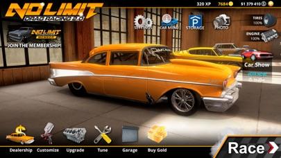 No Limit Drag Racing 2 screenshot 1