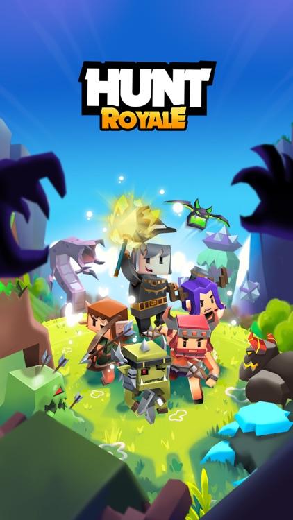 Hunt Royale: Epic PvP Battle screenshot-8