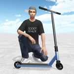 Scooter Space pour pc