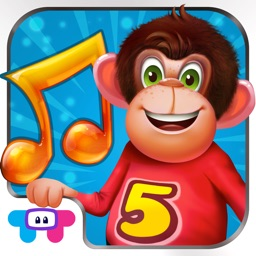 5 Little Monkeys: Songs & More