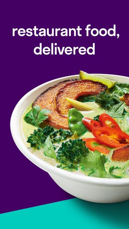 Deliveroo: Food delivery