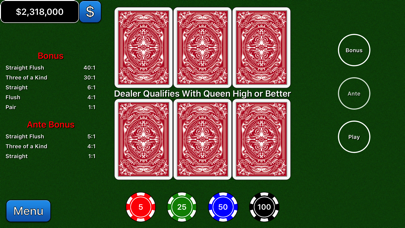 Beat the House 3 Card free Chips hack