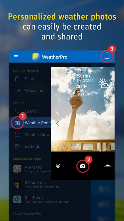 WeatherPro screenshot-4