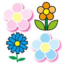 Flowers 2 Stickers