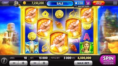 Caesars Slots: Casino & Slotsのおすすめ画像3