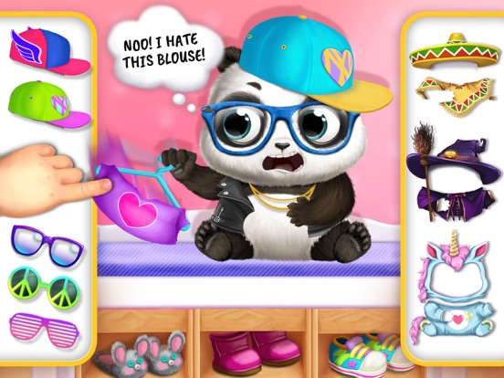 Panda Lu Baby Bear World screenshot 13