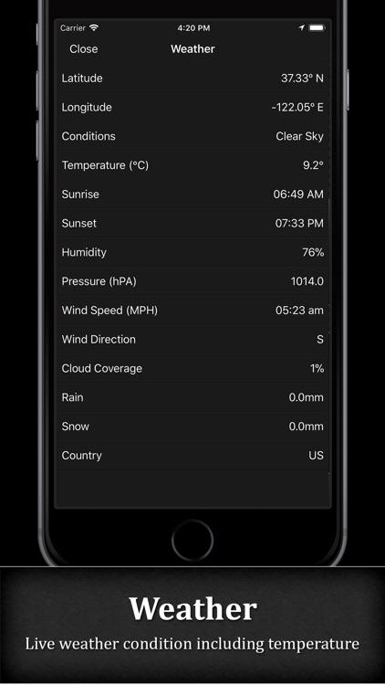 Smart GPS Speedometer PRO screenshot-8