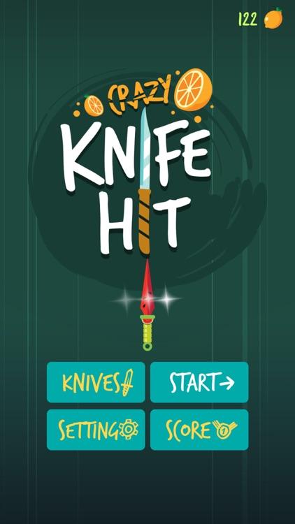 Knife Hit - Crazy screenshot-8