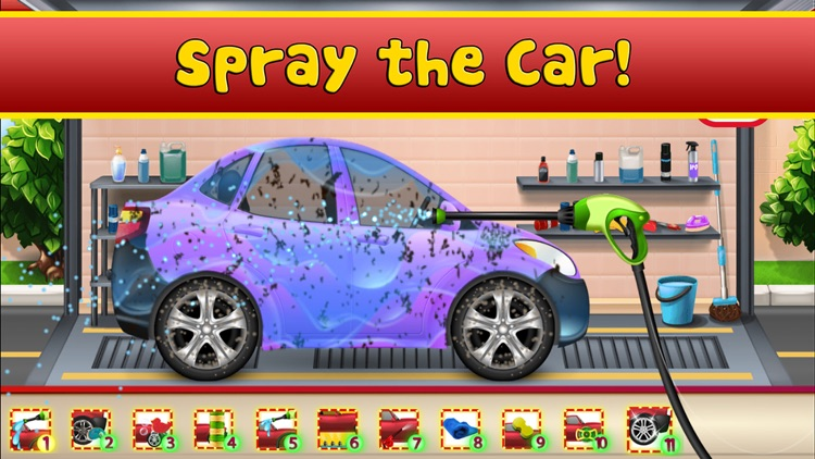 Tiny Car Wash screenshot-6