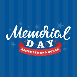 Memorial Day Greetings 2018