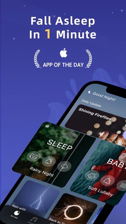 Mintal Sleep:Deep Sleep Sounds screenshot-0
