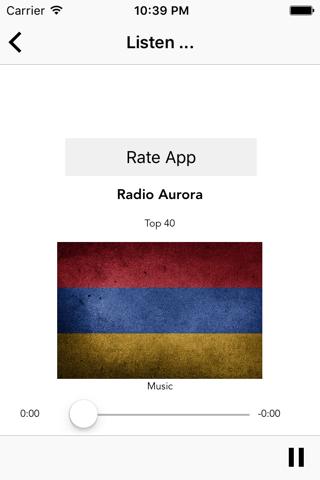 Armenian Radios Music News - náhled