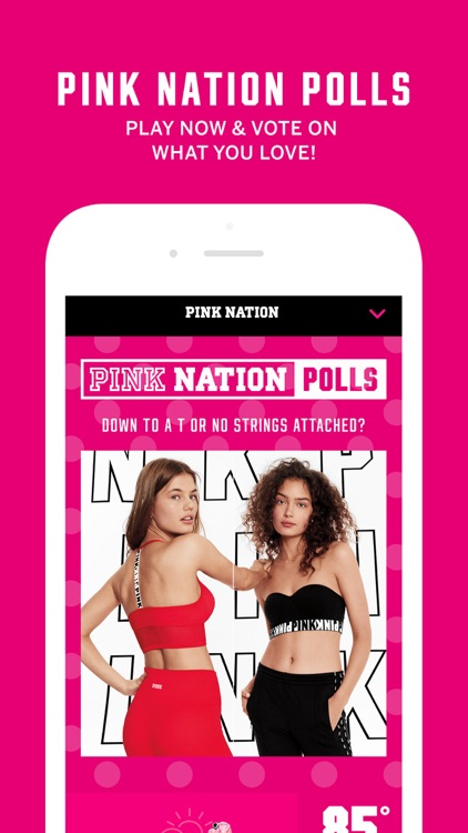PINK Nation screenshot-4