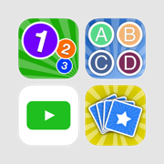 Preschool Learning Games - App Bundle from Ellie's Games for Toddlers and Children