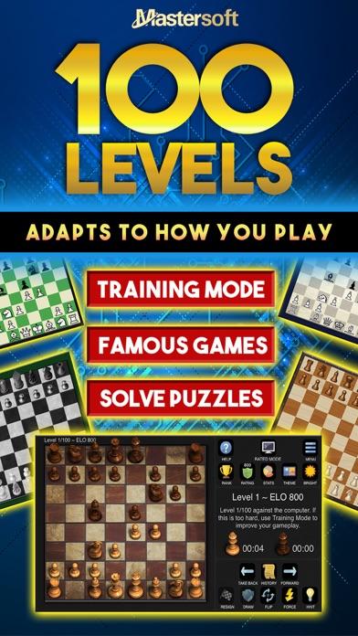 Chess Pro by Mastersoft Screenshots