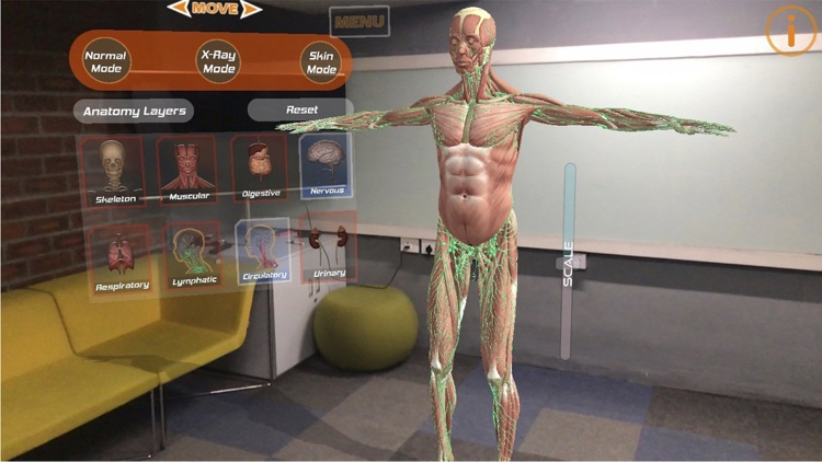 Human Anatomy 4D-Mixed Reality by Irusu Technologies Private Limited