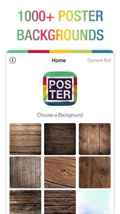 Poster Maker: Flyer Creator screenshot-0