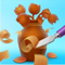 App Icon for Woodturning 3D App in Russian Federation IOS App Store