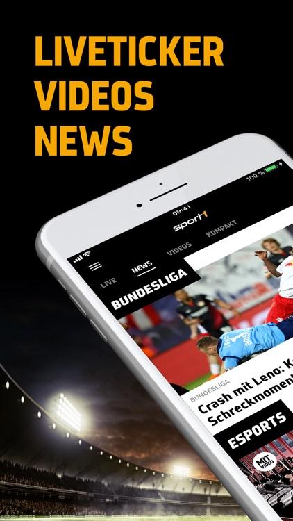 SPORT1 - News & Live Ticker screenshot-0