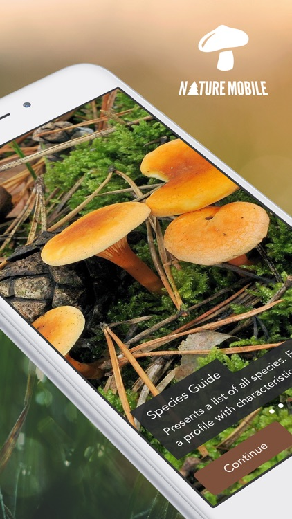 Mushrooms PRO - Hunting Safe