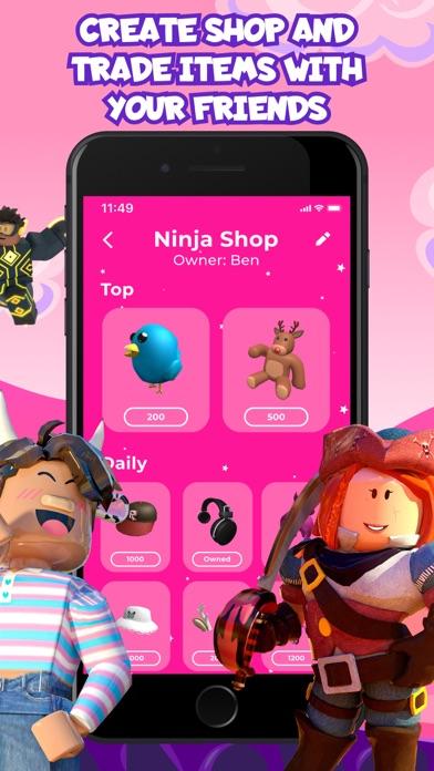Skinblox - Skins for Roblox screenshot 5