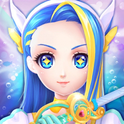 巴啦啦魔法海萤堡——小魔仙3D换装养成游戏