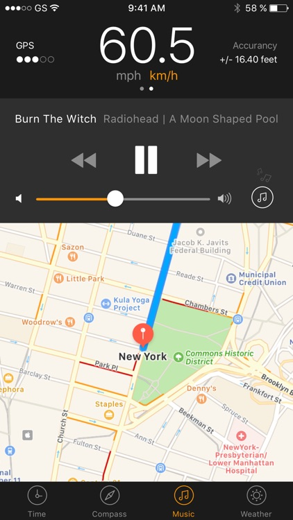 GPS Running Walking tracker screenshot-3